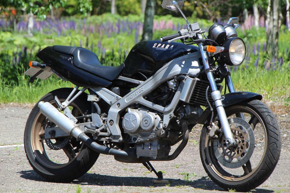 バイク スパーダ
